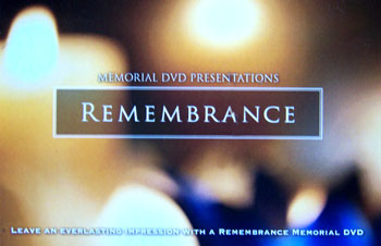 Remembrance Video Poster